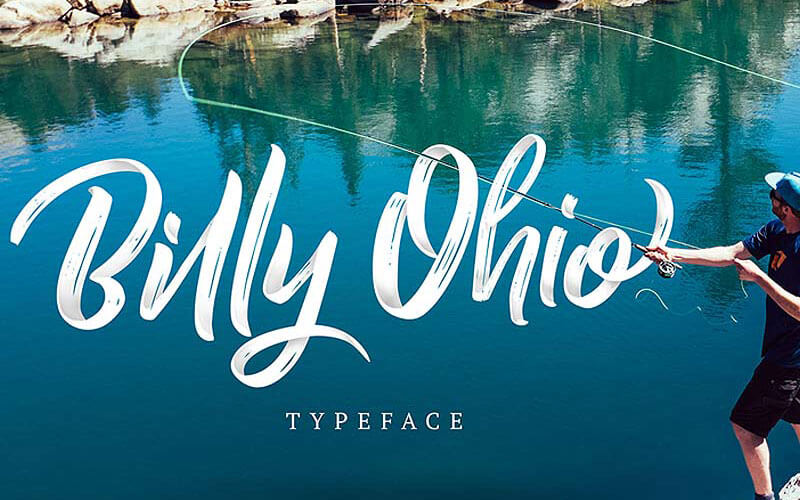 billy-ohio-free-font