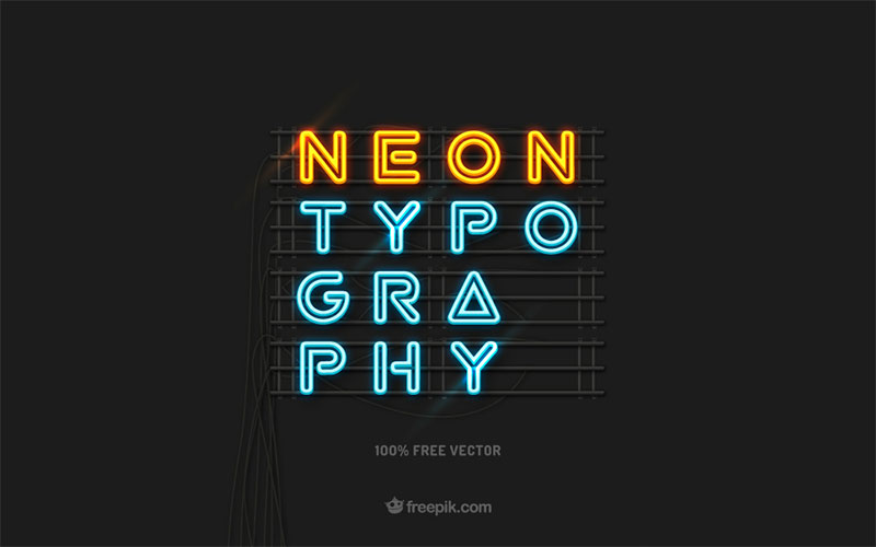 cover_neon_typography