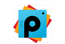 PicsArt Photo Studio APP应用图标
