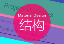 Android设计规范 Material Design-Layout(3结构)